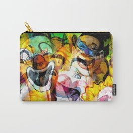 Clowns from the golden age Carry-All Pouch