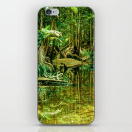 Rainforest 2 iPhone Skin