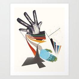 Peripheral Art Print