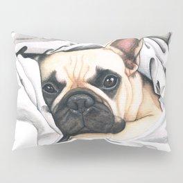 French Bulldog - F.I.P. - Miuda Frenchie Pillow Sham