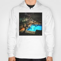 milan Hoodies featuring milan pool by chicco montanari