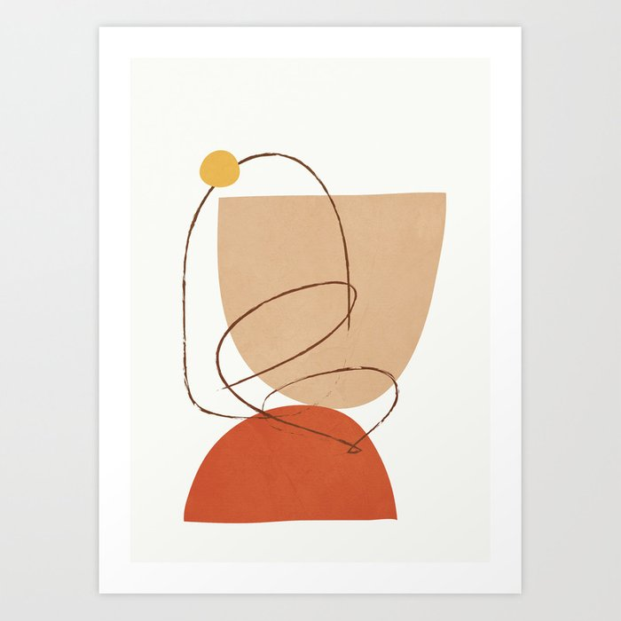 Descubre el motivo ABSTRACT SHAPES 5 de Andreas12 como póster en TOPPOSTER