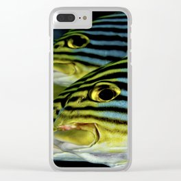 Sweetlips Clear iPhone Case