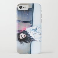 charli xcx iPhone & iPod Cases featuring Charli XCX by behindthenoise