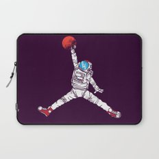space dunk (purple ver.) Laptop Sleeve