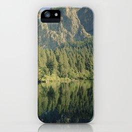 Merced River II iPhone Case