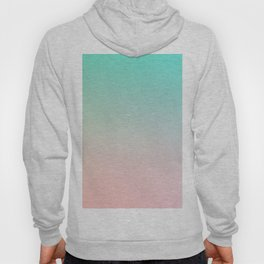 HEAVY RAINS - Minimal Plain Soft Mood Color Blend Prints Hoody