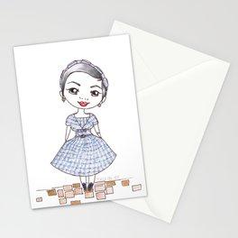 Vintage Gal ~ Nora Finds Stationery Cards