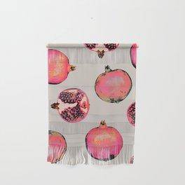 Pomegranate Pattern Wall Hanging