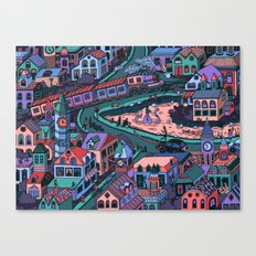 Loch Tess Canvas Print