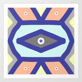 Candace Art Print