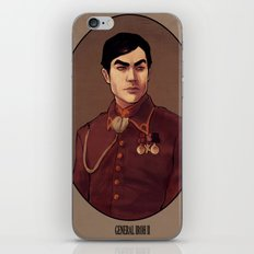 generaliroh iPhone & iPod Skin