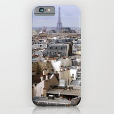 Paris Rooftops iPhone 6 Slim Case