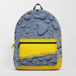 HDR Raindrops Backpack