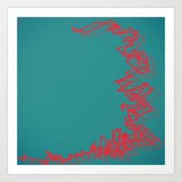 Bang canard Art Print
