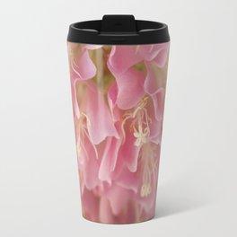 Tropical Hydrangea Travel Mug