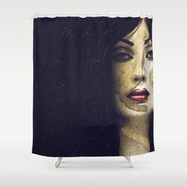Gilt Shower Curtain