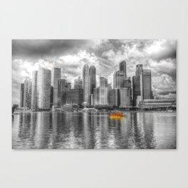 Singapore Marina Bay Sands Canvas Print