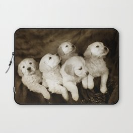 Labrador puppies Laptop Sleeve