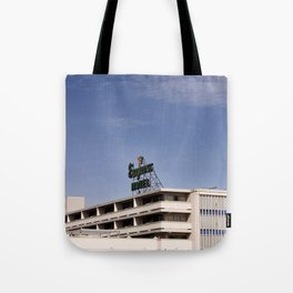 Empress Hotel Tote Bag