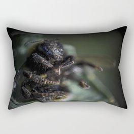 just bee Rectangular Pillow