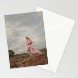 I want to break free Stationery Cards