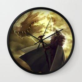 Reckoning Wall Clock