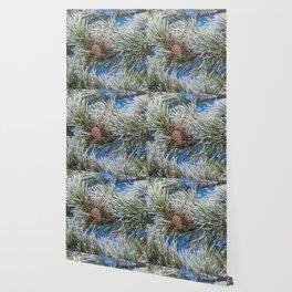 Christmas frost Wallpaper