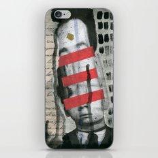 Warehousebreaker iPhone & iPod Skin