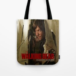 Set gift the walking dead DARYL dixon Tote Bag