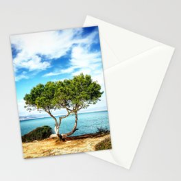 Tree in Focus Stationery Cards