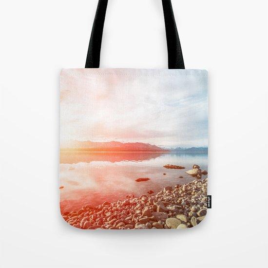 Sunset Landscape #photography Tote Bag