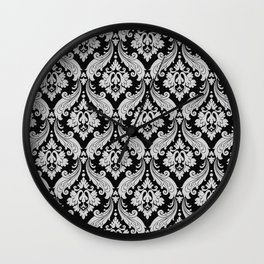 Demask   Filigri   Goth Aesthetics   Romantic Gothic   Victorian Wall Clock
