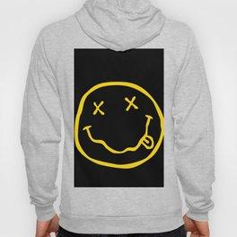 Nirvana Smile Hoody