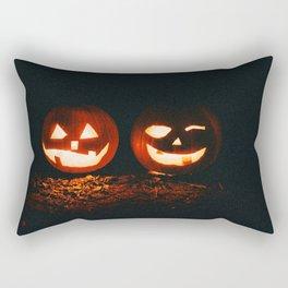 Jackolanterns Rectangular Pillow