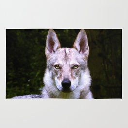 Czech Wolfdog Digit. Edition Rug