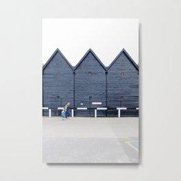 Whitstable Metal Print