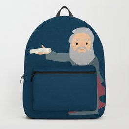 Saint Bartholomew Feast Day Backpack