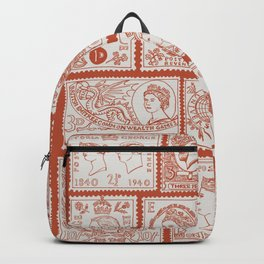 Stamp mania Backpack