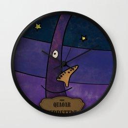 Ferrette from Quaoar (Ocarina) Wall Clock