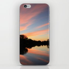 Sunset in Arizona iPhone Skin