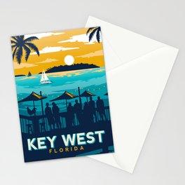 key west Stationery Cards
