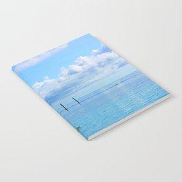 Bahamian Morning Notebook