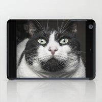 kitty iPad Cases featuring Kitty Cat by Joao Bizarro
