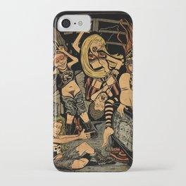 L7 rock Band iPhone Case