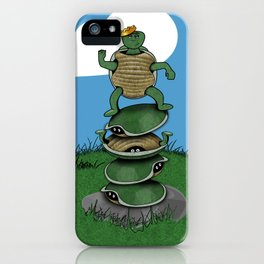 Yertle The Turtle iPhone Case