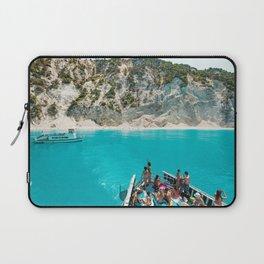 paradise boat Laptop Sleeve