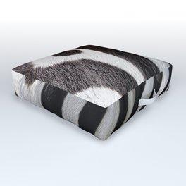 """""""Pop Safari 01 Zebra"""" Outdoor Floor Cushion"""
