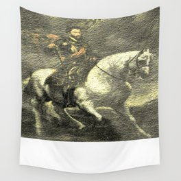 Charles V on his Horse Wall Tapestry