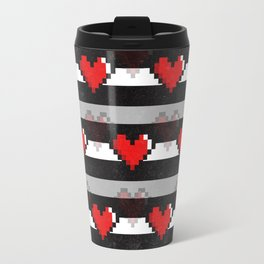8-Bit Love Travel Mug